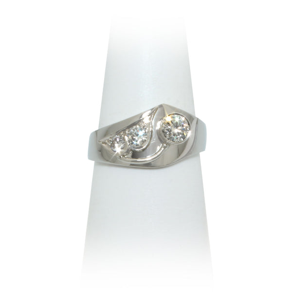 Size 8 - Diamond Ring
