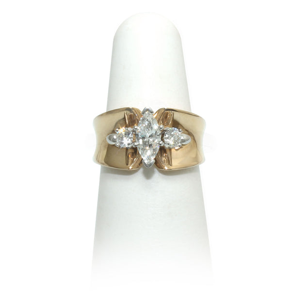Size 6 - Marquise Diamond Ring