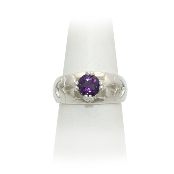 Size 6.75 - Amethyst Ring