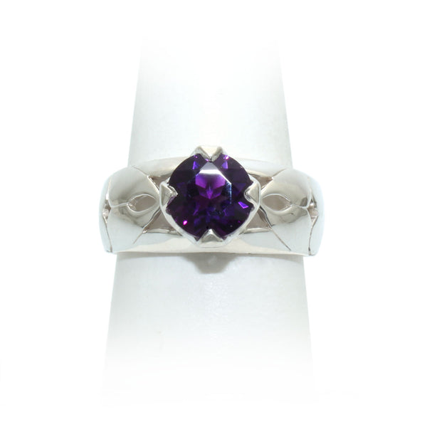 Size 9 - Amethyst Ring