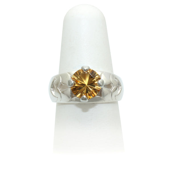 Size 7 - Citrine Ring