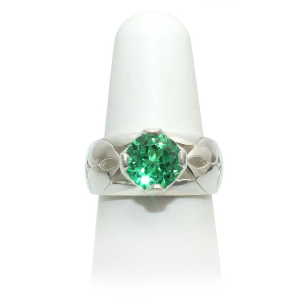 Size 7 - Mint Sapphire Ring