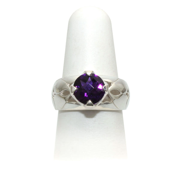 Size 7 - Amethyst Ring