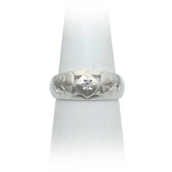 Size 9.5 - Diamond Ring