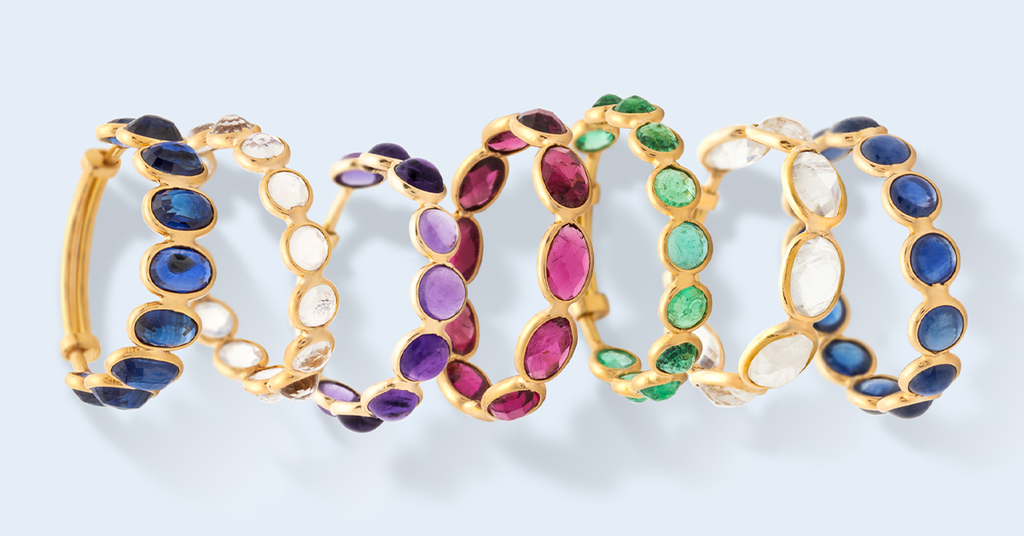 In Trend; Stackable Rings