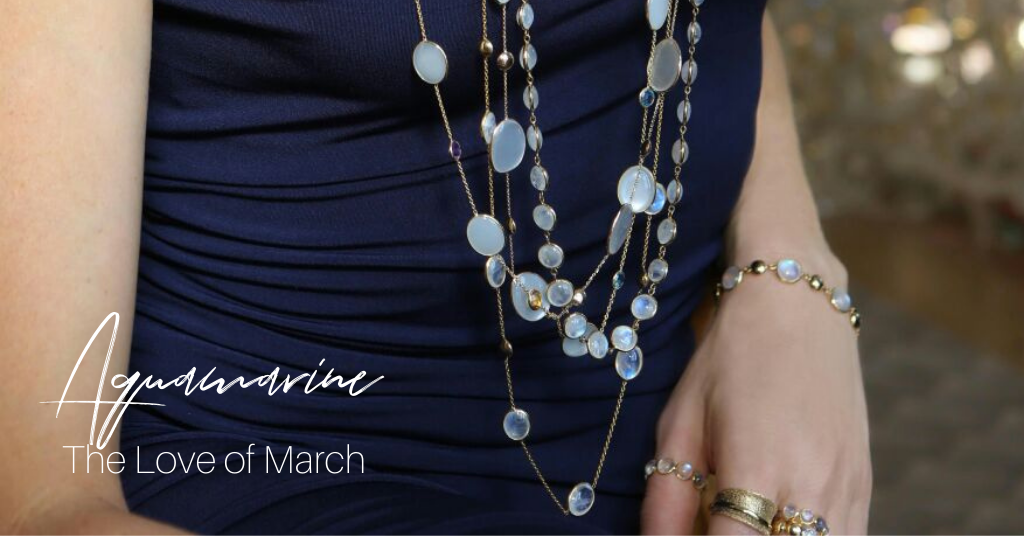 Aquamarine - The Love of March