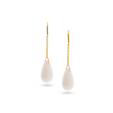 Drops Earrings in 18k Yellow Gold