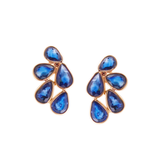 Gemstone Earrings in 18K Yellow Gold