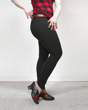 Belt Loop Leggings -  by Dreaming Amelia and Rachel Brice