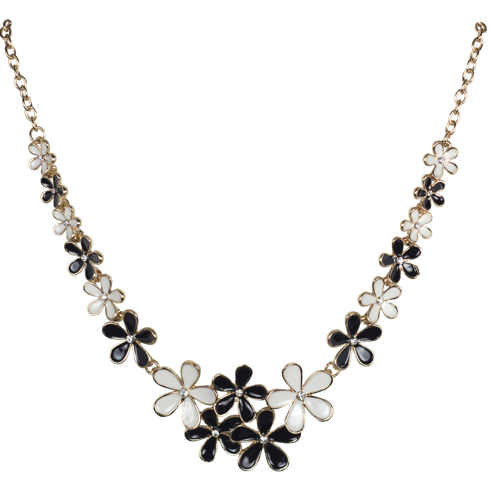 Figaro Flower Necklace