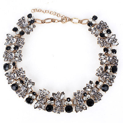 Charlotte Grey Fashion Necklace - Micha Store  - 1
