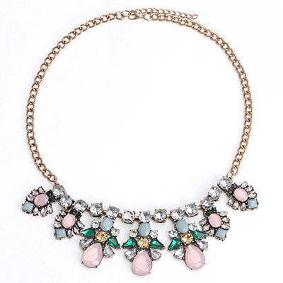 Sabrina Fashion Necklace - Micha Store  - 1