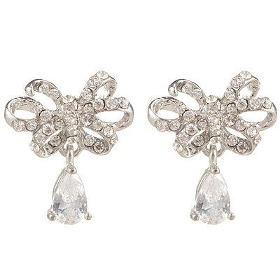 Noel Silver Bell Earrings - Micha Store  - 1