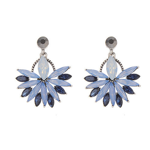 Gwen Blue Resort Earrings