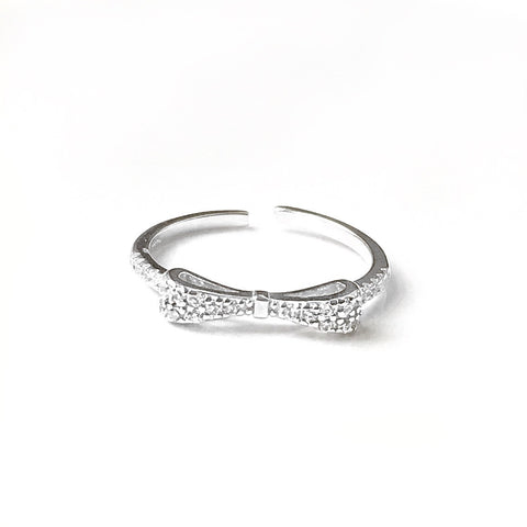 Cheryl Bow Sterling Silver Ring