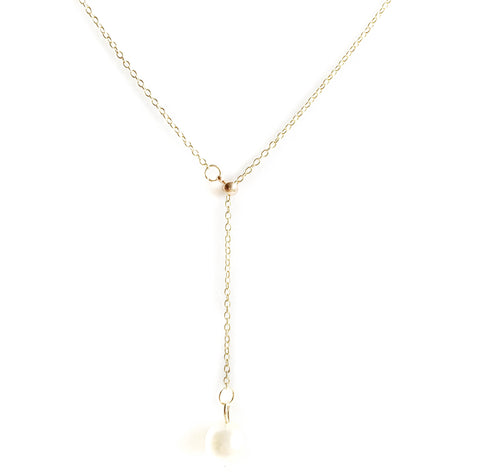Cora Pearl Fashion Necklace - Micha Store  - 1