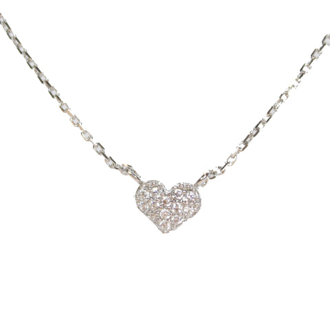 Lovina Silver Necklace