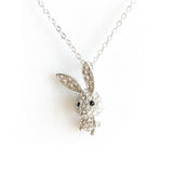 Little Bunny Fashion Statement Necklace - Micha Store  - 1