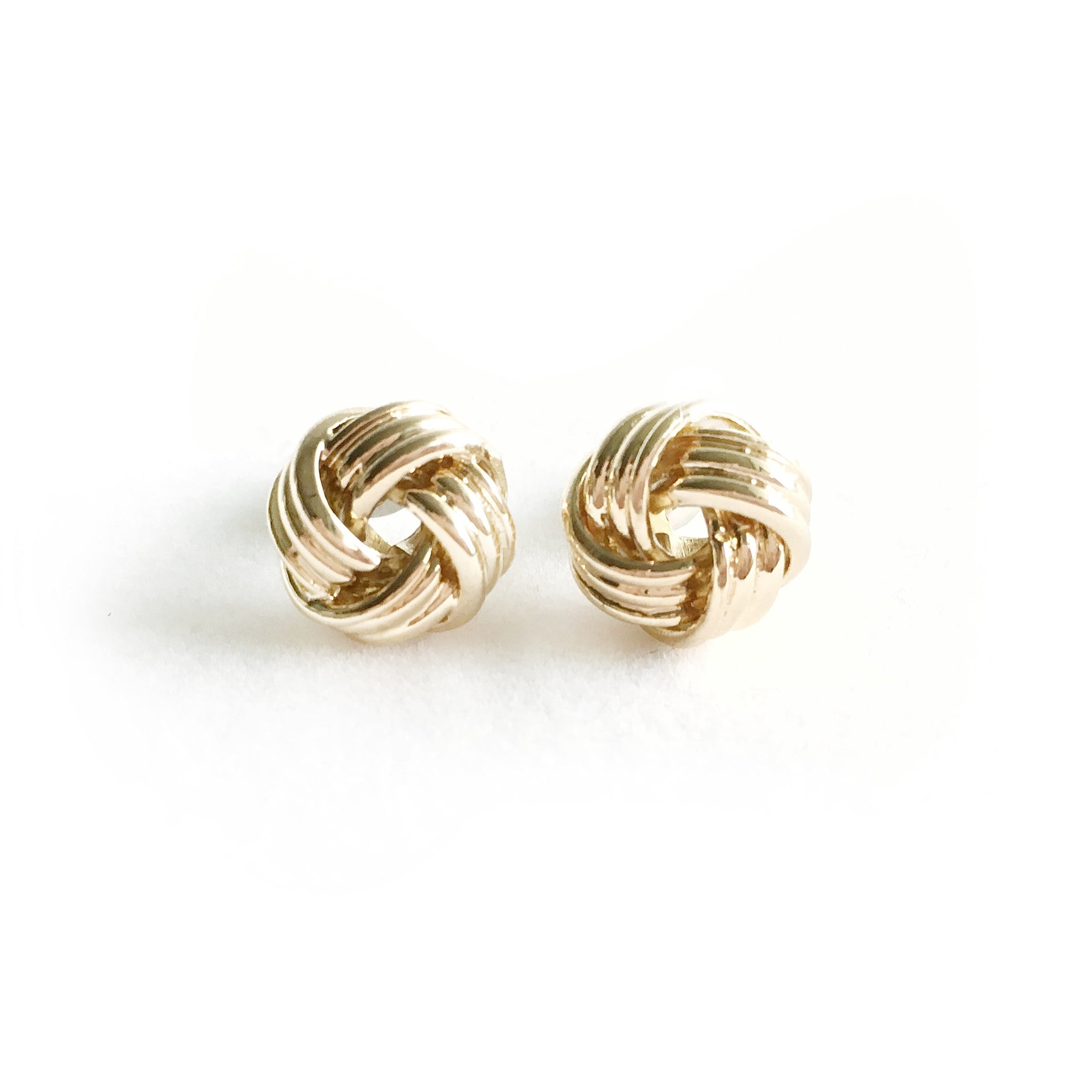 Brooke Gold Earrings - Micha Store