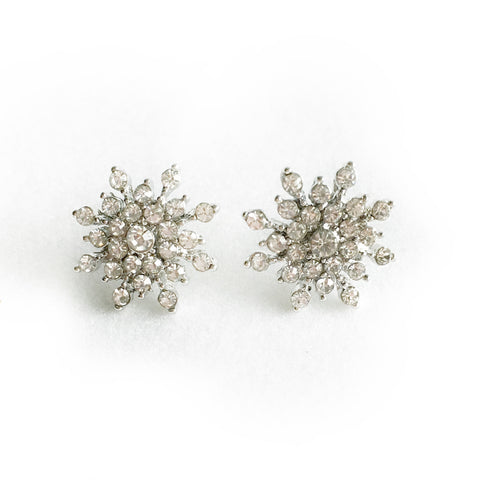 Aries Silver Earrings - Micha Store