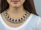 Gaby Gem Fashion Necklace - Micha Store  - 2