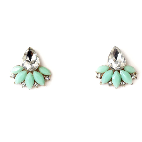 Chelsea Turquoise Earrings