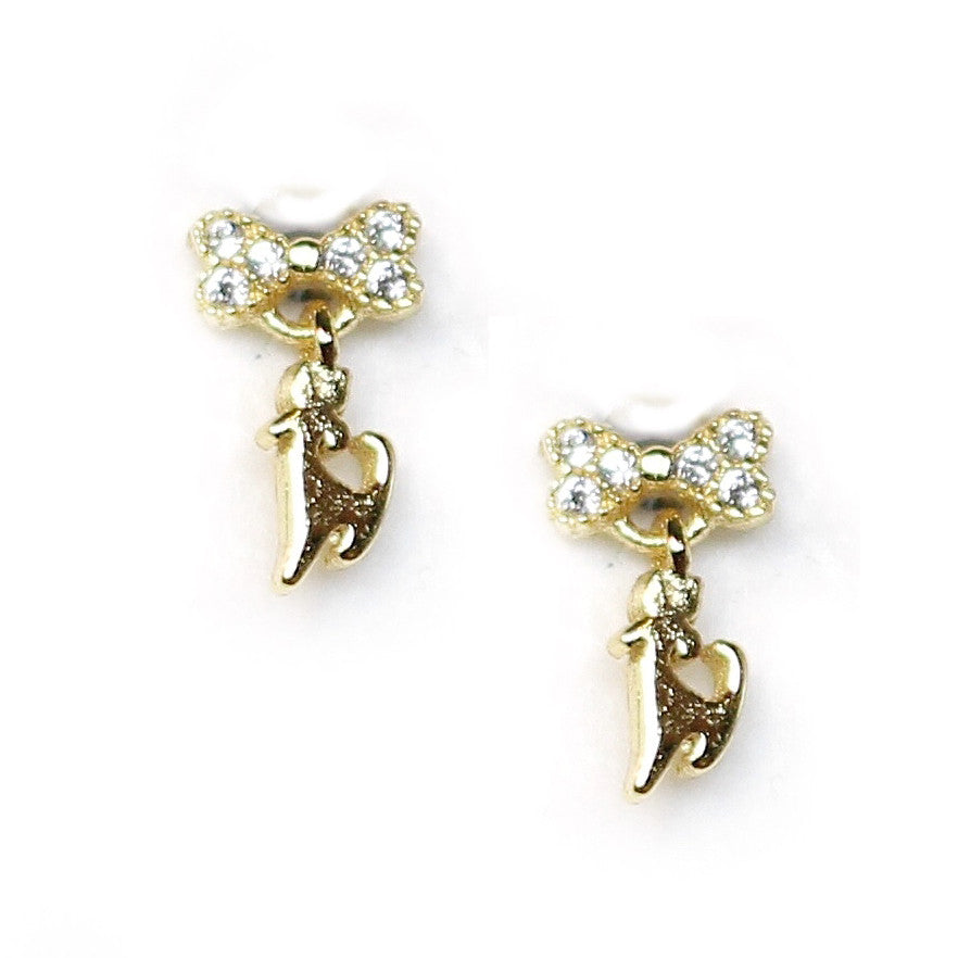Michi Gold Mini Earrings