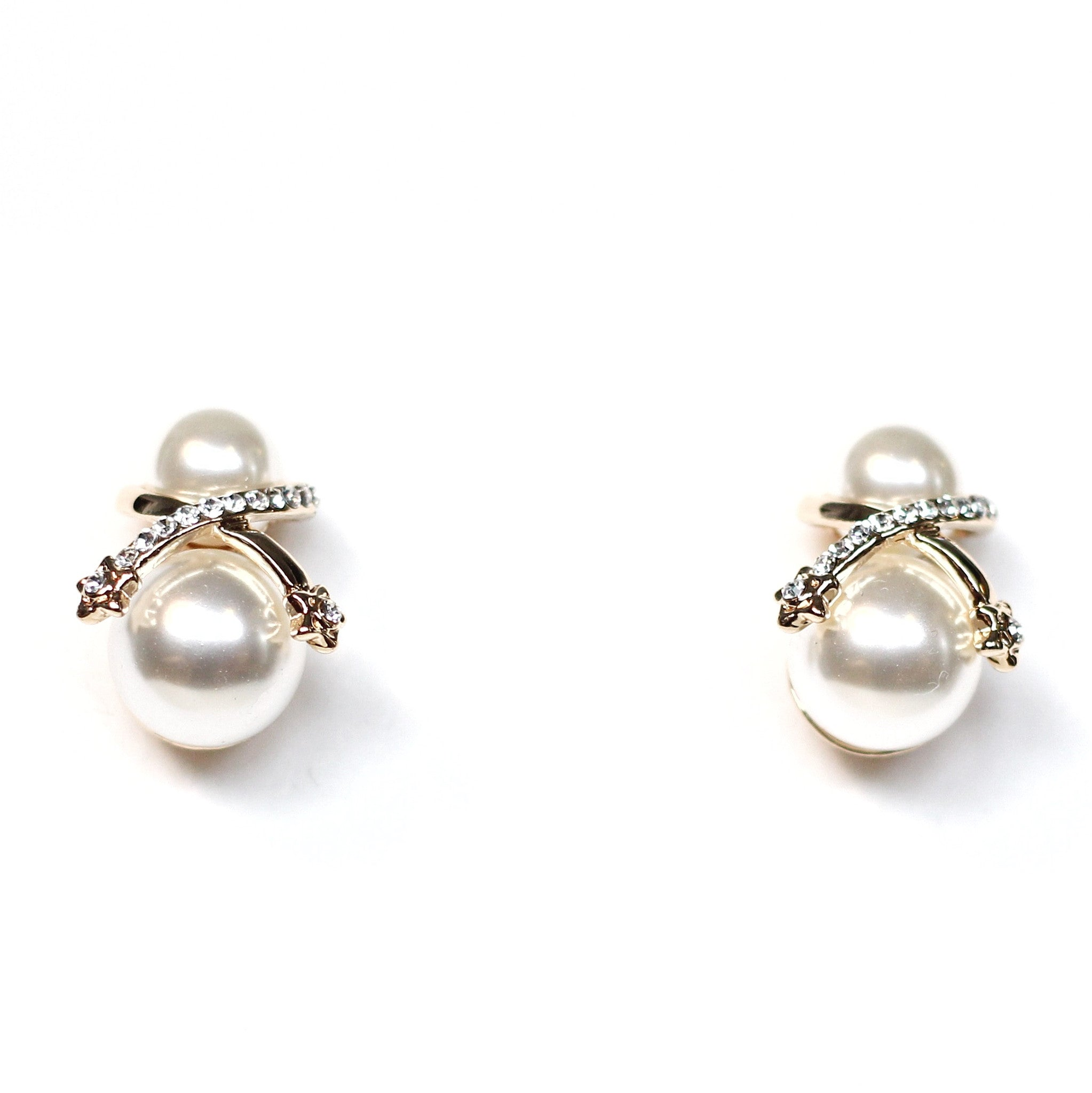 Giovanni Pearl Earrings