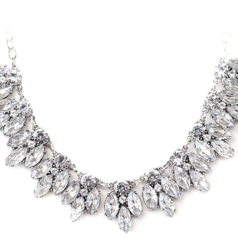 Alexandria Crystal Necklace