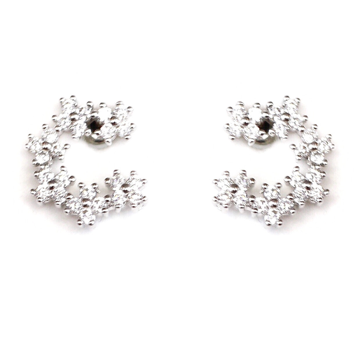 Careen Crystal Earrings