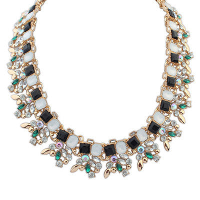 Gaby Gem Fashion Necklace - Micha Store  - 1