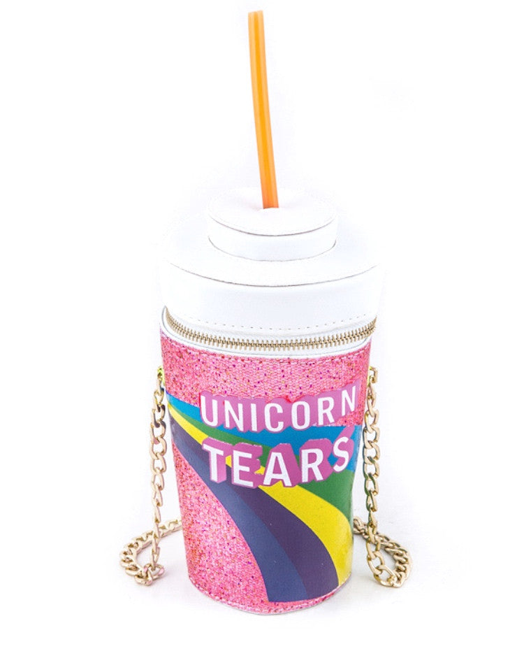 Unicorn Tears Pink Sling Bag