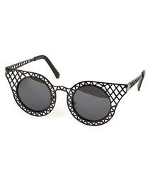 Hanne Black Sunnies