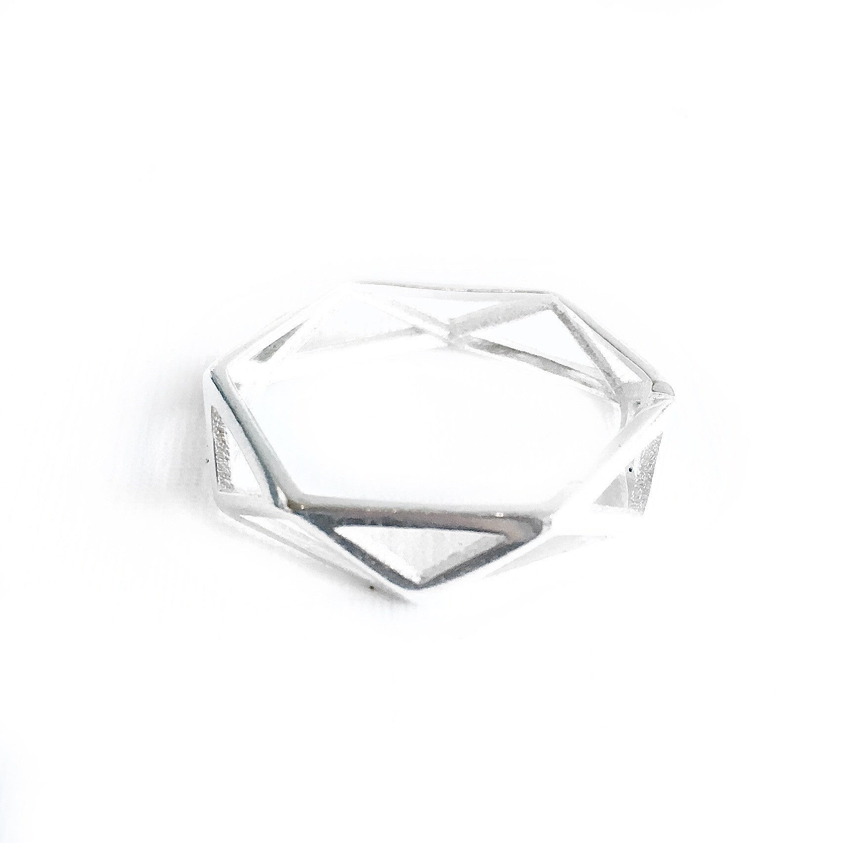 Bart Silver Ring