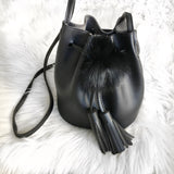 Torry Black Crossbody Bag