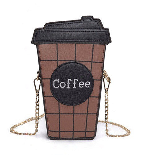 A Dose of Coffee Sling Bag