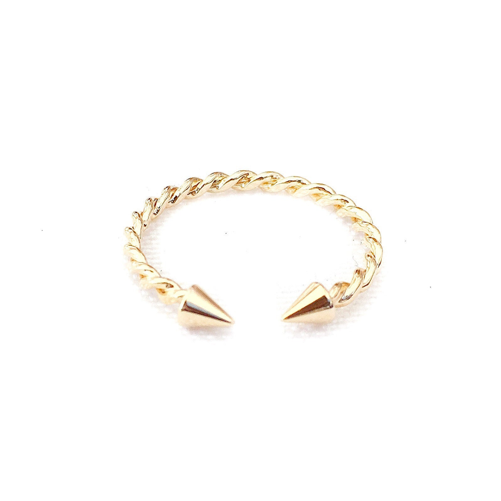 Leanne Gold Ring