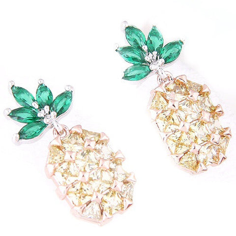 Pina Sparkling Earrings