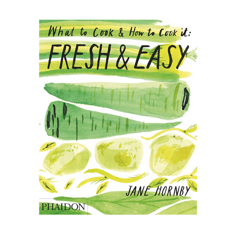 Fresh & Easy by Jane Hornby
