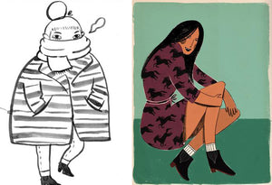Fall/Winter 2013 Illustrated
