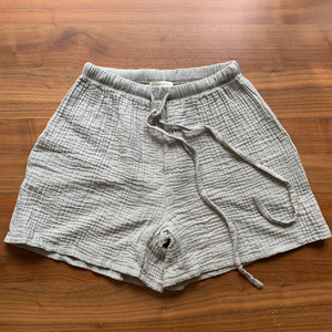 August Shorts - Light Sage