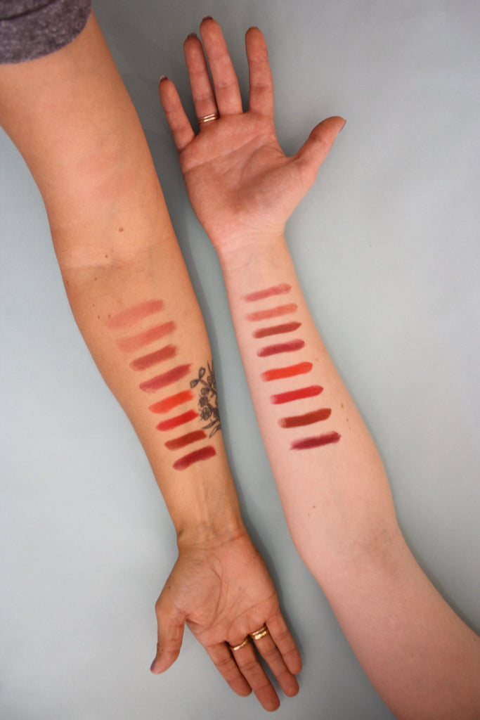 Kosas Lip Color - Reds