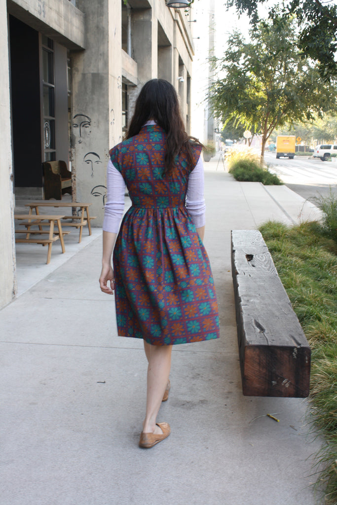 Claudette Dress - Daisy