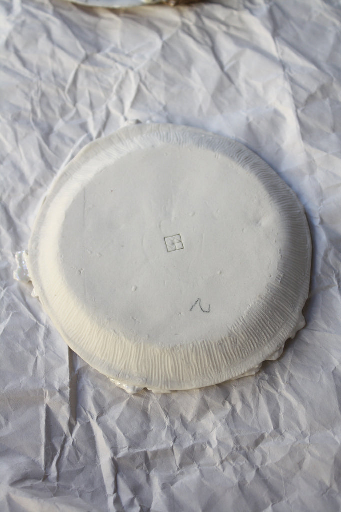 Small Iceland plate No. 8