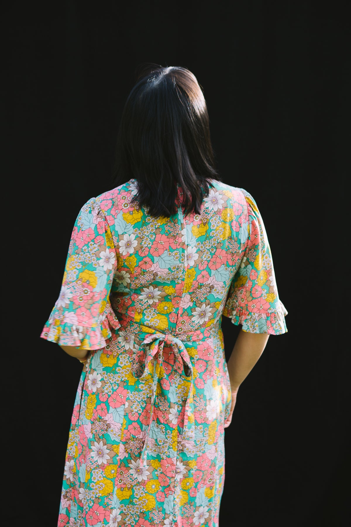 Beverly Dress - Posy