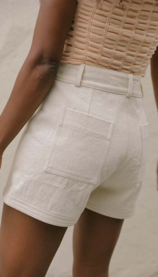 Dulce Shorts - Natural
