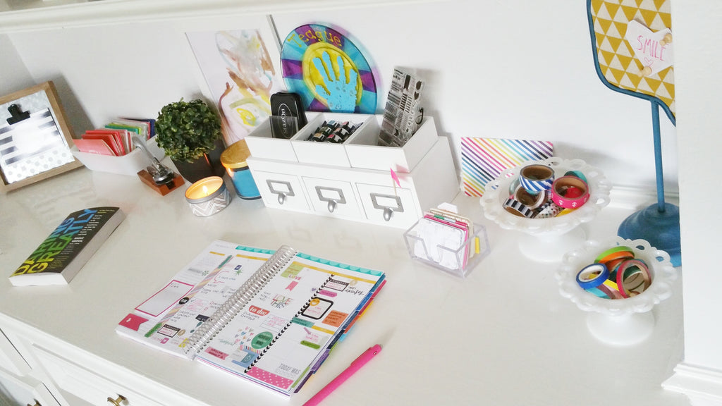picture regarding Planner Supplies named How Towards Set up Your Designing Resources Limelife Planners