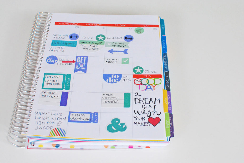 15 ideas for using blank space in your planner limelife planners
