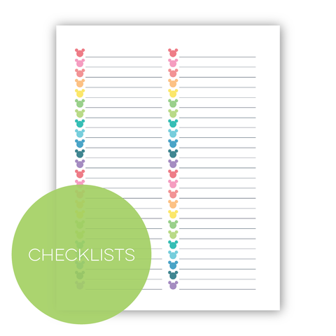 Magic Mouse Checklists Add-On