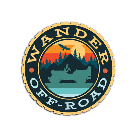 Wander Off-Road